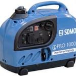 SDMO Stromerzeuger leise als Inverter