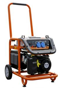 FUXTEC Stromerzeuger Stromaggregat Stromgenerator FX-SG3800