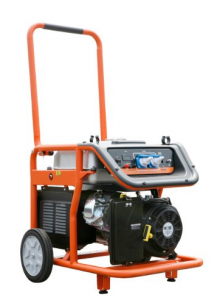 FX-SG7500 Stromerzeuger 12KW Motor Stromaggregat Stromgenerator